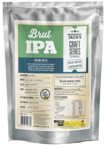 MJ Craft Series Brut IPA 02